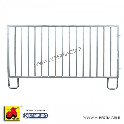 607 AK14492_a pannel.fence later. sbarre verticali corto 206xH120 cm x vitelli