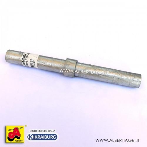 """607 LM0740032_a Tubo giunzione d.1"""" (33-26,5)x260"""