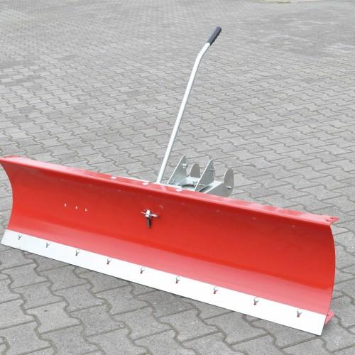 Pala rossa per foraggio e neve, 160 cm