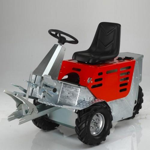 Trattore CM2 mot. Honda con impianto idraulico