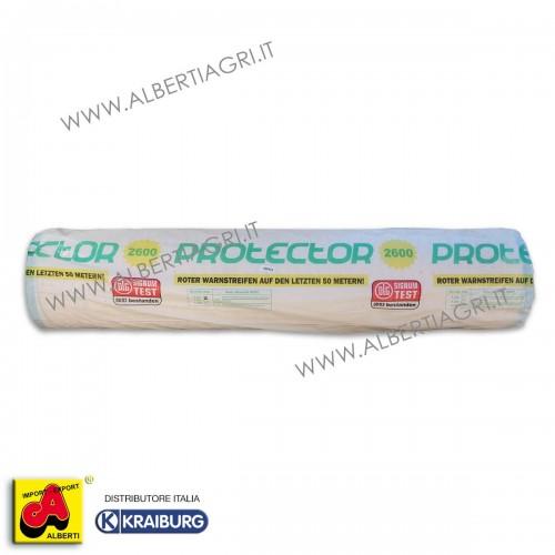 565 42031234_a Rete rotoballe Protector1,23x2600m gialla/verde
