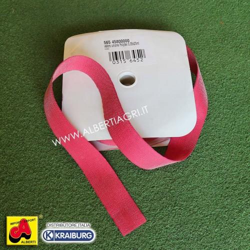 Velcro unione Polytex 0,05x25mt rosso