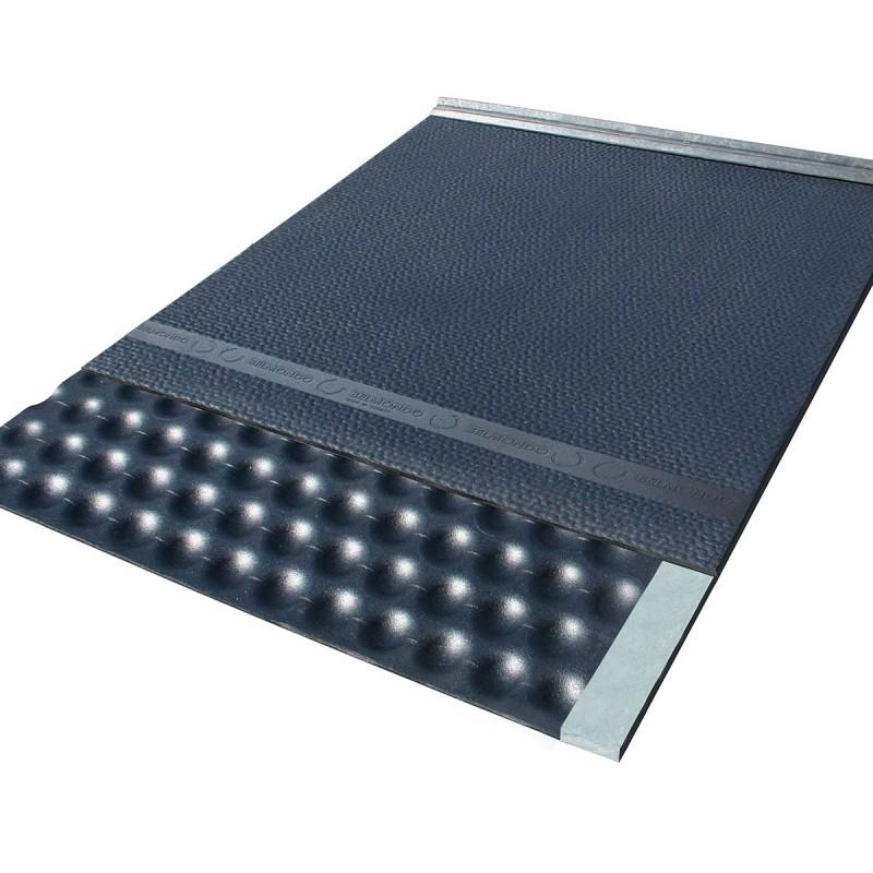 Sistema KINGSIZE DUO per box 262cm /mq spessore 40 mm