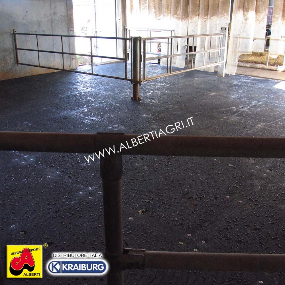 pediKURA-MULTIFLEX al mq rivestimento in gomma con superficie abrasiva