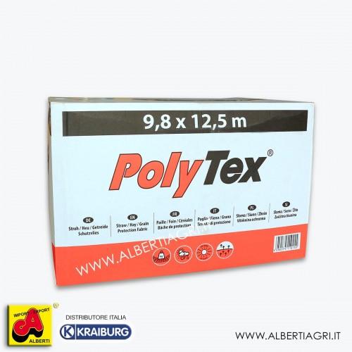 Telo protezione paglia Polytex 140 g/mq 9,8x12,5m