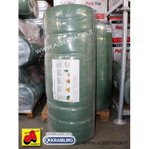 Telo protezione paglia 12,2x25m 160 g/mq AGRIplus STRONG