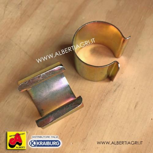 Clips di Fissaggio 45mm(1,1/2) per telo traspirante