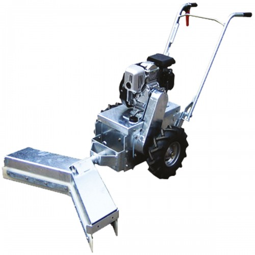 Ruspetta a scoppio per pulizia pavimentazioni grigliate e cieche