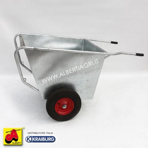 607 AMW60-WPC300_a Carrello mangime 1,36xD76x83