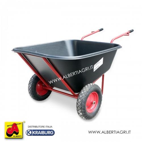 607 DE34115_a Carriola 290 lt 2 ruote gonfiabil