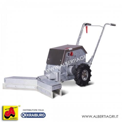 Pulitrice SP94 elettrica per pulizia pavimentazioni di stalle