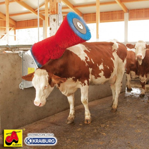 560 901HCEU_b Spazzola HAPPY COW completa