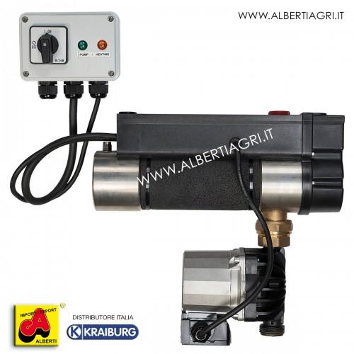 607 AKWAR_a Aqualine Classic Pompa circol.+  unit? di riscal.